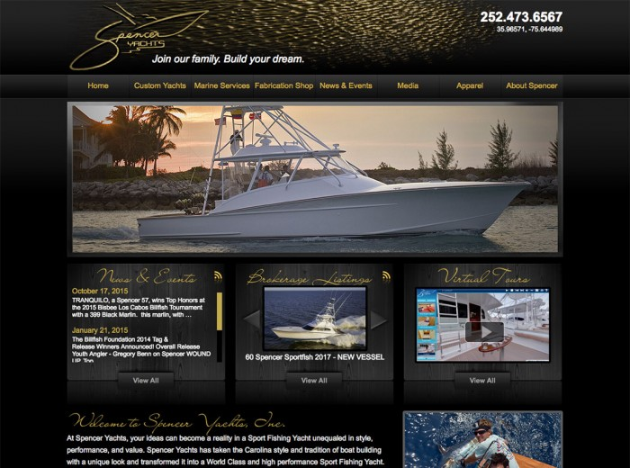 Spencer Yachts